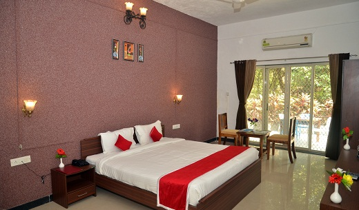 Super Deluxe Rooms at Velvet County Resort & Spa in Khandala